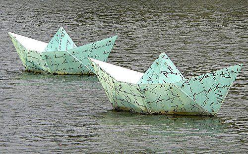 barche-di-carta