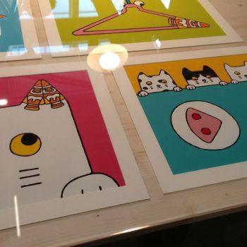 La mostra degli illustratori