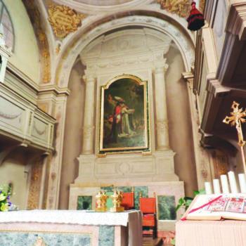 Chiesa San Martino in Casola - MONTE SAN PIETRO - Foto Paolo Bonassin
