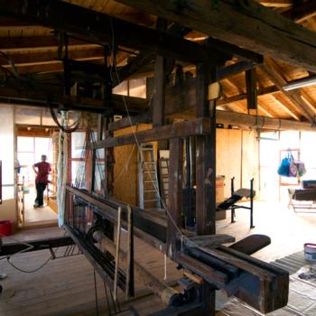 La casa studio di Gino Pellegrini - foto di Gabriele Baldazzi