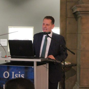 Thomas Schwark, il direttore del Museo Kestner