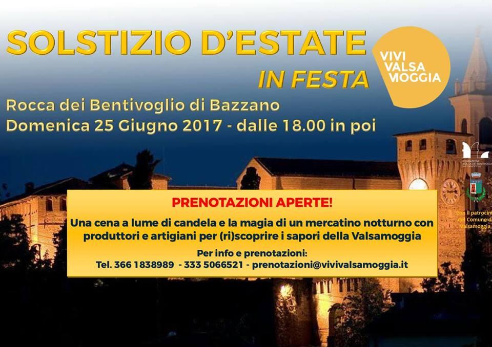 Solstizio d'Estate in Festa_banner