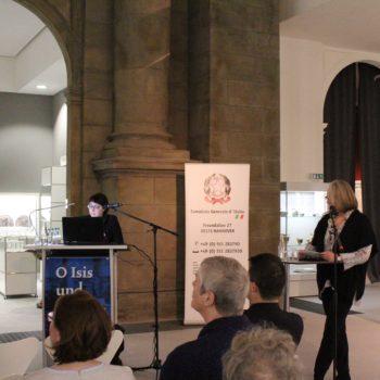 Rita Nobili presenta i musei di Valsamoggia