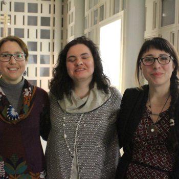 Barbara Vaccari, Lisa Guerra, Rita Nobili