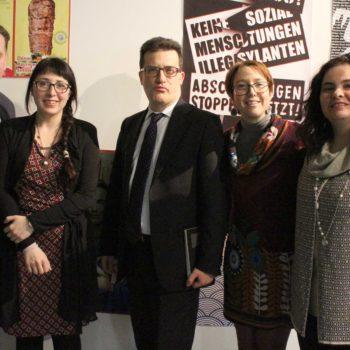 Thomas Schwark, Rita Nobili, Giorgio Taborri, Barbara Vaccari, Lisa Guerra