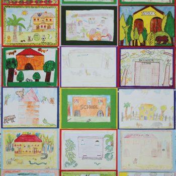 4°C - L'avventura a scuola insieme a Henri Rousseau