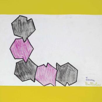 3° B - Metamorfosi. La Bazzano di Escher.