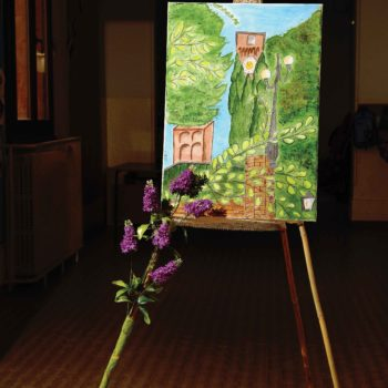 4°D - Dipingiamo Bazzano come Claude Monet.